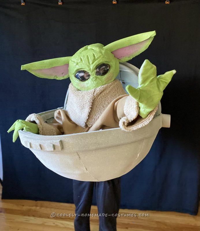 The Child aka Baby Yoda costume