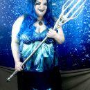 A Challenging and Original Mermaid Siren Costume