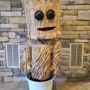 Baby Groot from Guardians of the Galaxy