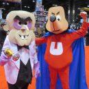 Underdog super hero cartoon DIY, Simon Bar Sinister
