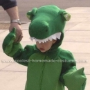 Cool Homemade Crocodile Costume