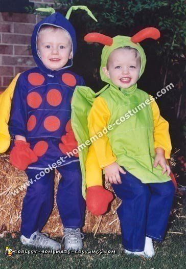Coolest Homemade Bug Costumes