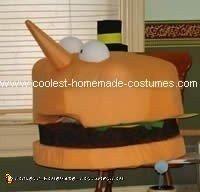 Mayor McCheese Costume for Halloween
