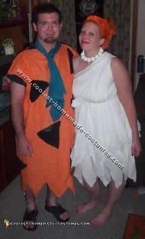 Flintstone Costume