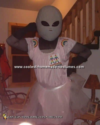 Alien Halloween Ideas for Costumes