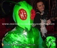 Praying Mantis Insect Costume