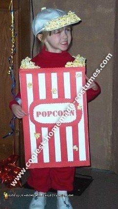 Popcorn Kid Costumes