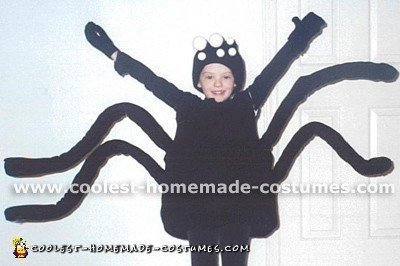 Spider Kid Halloween Costumes