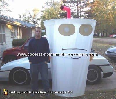 Master Shake Costume