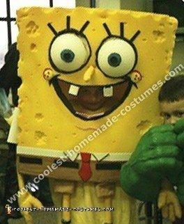 Spongebob Costume