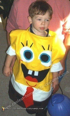 2e2b8c30dc1 11 Coolest Homemade Spongebob Costume Ideas
