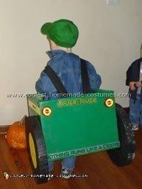 Tractor Costume
