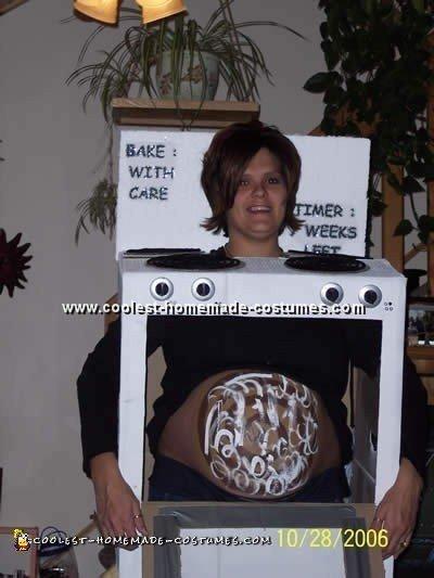 Pregnant Womens Costume